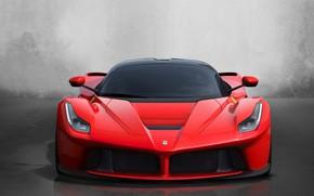 Picture auto, red, sport, Ferrari