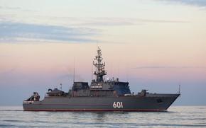 Picture Baltika, minesweeper, project 12700, Ivan Antonov