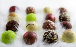 Picture chocolate, candy, chocolate, candy, praline