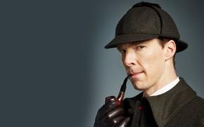 Picture tube, hat, Sherlock Holmes, Benedict Cumberbatch, Sherlock, Sherlock BBC, Sherlock Holmes, Ugly bride, Sherlock (TV …
