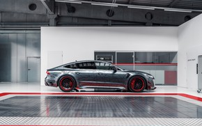 Picture Audi, side view, ABBOT, RS 7, 2020, RS7 Sportback, RS7-R