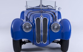 Picture Roadster, BMW, Lights, Classic, BMW 328, Chrome, Classic car, 1936, BMW 328 Roadster