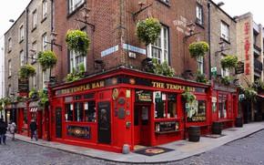 Picture The city, Street, Ireland, Dublin