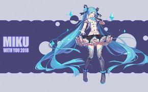 Picture girl, Vocaloid, Vocaloid, Hatsune Miku, Miku