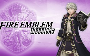 Picture armor, guy, pink background, Fire Emblem