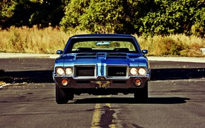 Picture Car, Classic, Coupe, Oldsmobile