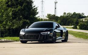 Picture Audi, Black, 2017