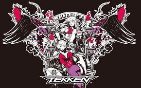 Picture Eliza, Lili Rochefort, Tekken 7 Fated Retribution