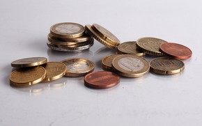 Picture background, money, coins