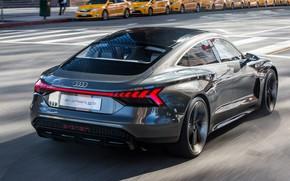 Picture Concept, Audi, 2018, e-tron GT Concept, E-Tron GT