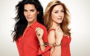Picture look, pose, the series, Angie Harmon, Angie Harmon, Rizzoli & Isles, Rizzoli and Isles, Dr. …
