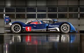Picture Reflection, 2008, Wheel, Profile, Peugeot, Hangar, Drives, LMP1, 24 Hours of Le Mans, 24 hours …