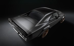 Picture Concept, Dodge, Charger, 1968, Super Charger, SEMA 2018