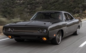 Picture Dodge, Evolution, Charger, 1970, SpeedKore