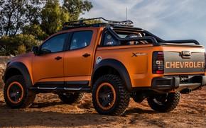 Picture Chevrolet, pickup, 4x4, side, Colorado, Z71, 2016, Xtreme Concept