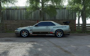 Picture Nissan skyline, GTR R34, Top secret copy, Forza Horizon 4