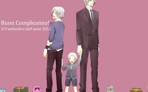 Picture boy, male, guys, teen, Katekyo Hitman reborn, Teacher mafia Reborn, Gokudera Hayato, age