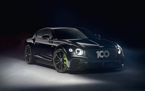 Picture Bentley, Continental GT, Pikes Peak, 2020, Limited edition
