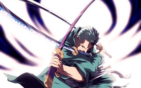 Picture weapons, guy, One Piece, katana