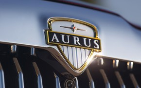 Picture car, brand, The Senate, Aurus, Senate, Aurus