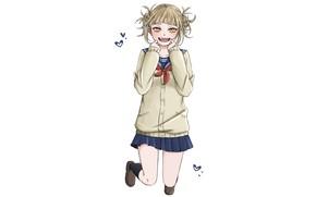 Picture girl, My hero Academy, My Hero Academia, Boku No Hero Academy, Toga Himiko, Toga Chemical