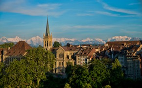 Picture home, Switzerland, Bern
