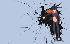 Picture cracked, guy, Toaru Majutsu no Index