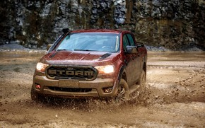 Picture Ford, dirt, before, pickup, Storm, Ranger, 2020