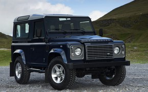 Picture Land Rover, Defender, 2013, Defender 90, three-door