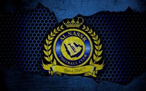 Picture wallpaper, sport, logo, football, Al-Nassr