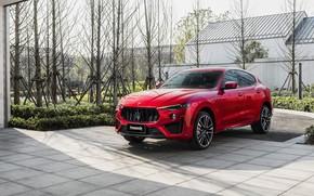 Picture Maserati, crossover, Launch Edition, Trophy, Levante, 2019