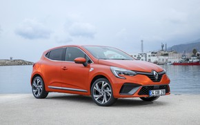 Picture Renault, Clio, 2021, RS Line