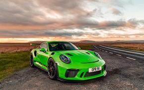 Picture 911, Porsche, 2018, GT3 RS