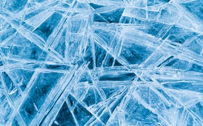 Picture background, structure, Crystals, ice