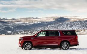 Picture body, GMC, SUV, Yukon, 2020, Yukon XL Denali