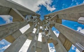 Picture USA, PA, Flight 93 National Memorial, Tower Of The Mas, Shanksville