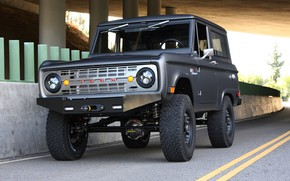 Picture tuning, Ford, SUV, 2011, 1968, Bronco, V8, 5.0 L., ICON BR, 412 HP