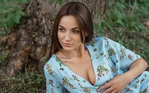 Wallpaper sexy, dress, model, pretty, A Diakov George