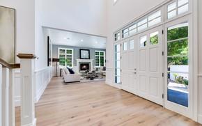 Picture Villa, interior, living room, Open House in Encino