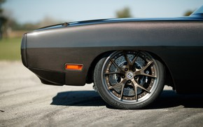 Picture Tuning, Evolution, Drives, 1970, Dodge Charger, Muscle, Speedkore, Carbon fiber