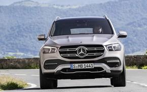Picture Mercedes, Benz, GLE, 2019, 2019 Mercedes‑Benz GLE, Mercedes‑Benz