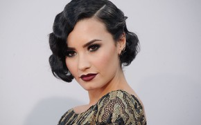 Picture look, style, makeup, actress, singer, Demi Lovato, Demi Lovato