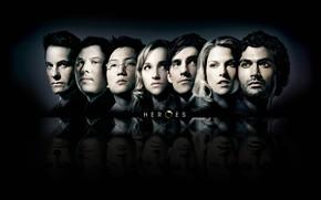 Picture Hayden Panettiere, the series, heroes, Hiro Nakamura, Ali Larter