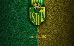 Picture Istra 1961, football, sport, wallpaper, logo