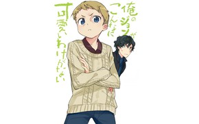 Picture art, characters, the series, Sherlock Holmes, John Watson, Sherlock BBC, Dr. John Watson, John Watson
