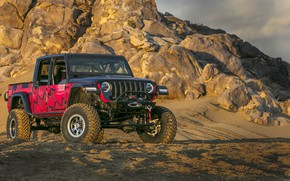 Picture Jeep Gladiator, King of the Hammers, Race Car 2019, Jeep Gladiator King of the Hammers …