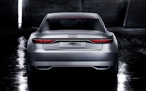 Picture Concept, Audi, coupe, Coupe, feed, 2014, Prologue