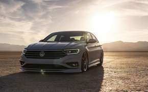 Picture Volkswagen, Jetta, 2018, Jetta S, Jamie Orr, SEMA 2018