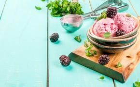 Picture Fruit, dessert, Ice cream, berry