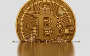 Picture logo, currency, bitcoin, bitcoin, btc